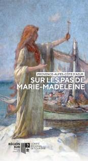 Carte : Sur les pas de Marie-Madeleine