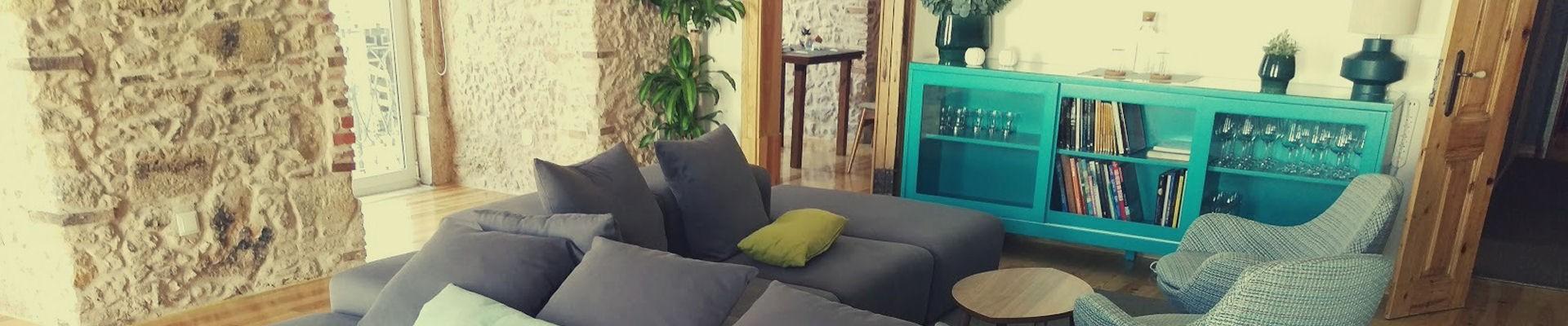 Chambres d'hôtes à Martigues - lounge
