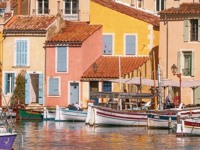 Ideas para paseos por la costa de la Côte Bleue