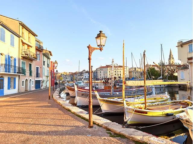 Préparez votre visite à Martigues