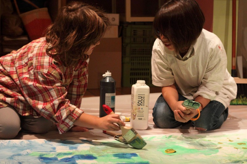 Stages, ateliers