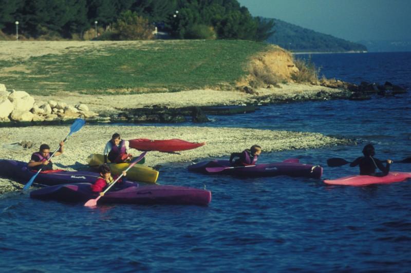 Activités sur l'étang de Berre
