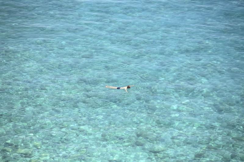 Blaue Küste Meerespark