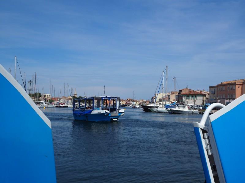 Les balades en bateaux