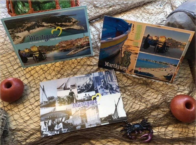 Cartas postales