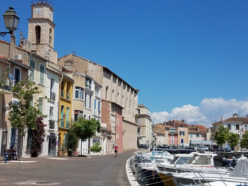 10 raisons de venir à Martigues