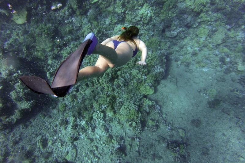 Cap Couronne y fondo marino