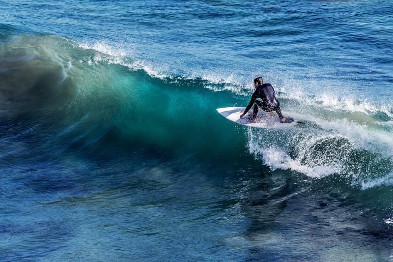 Lugar de surf