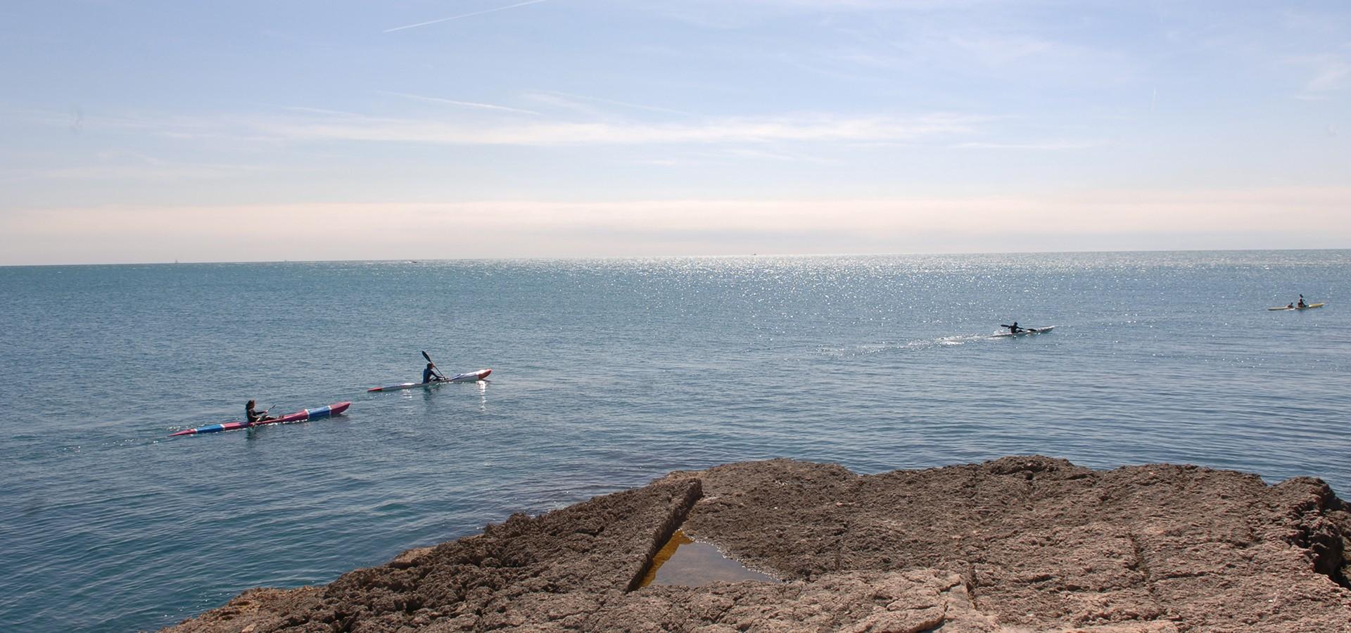Les activités nautiques à Martigues