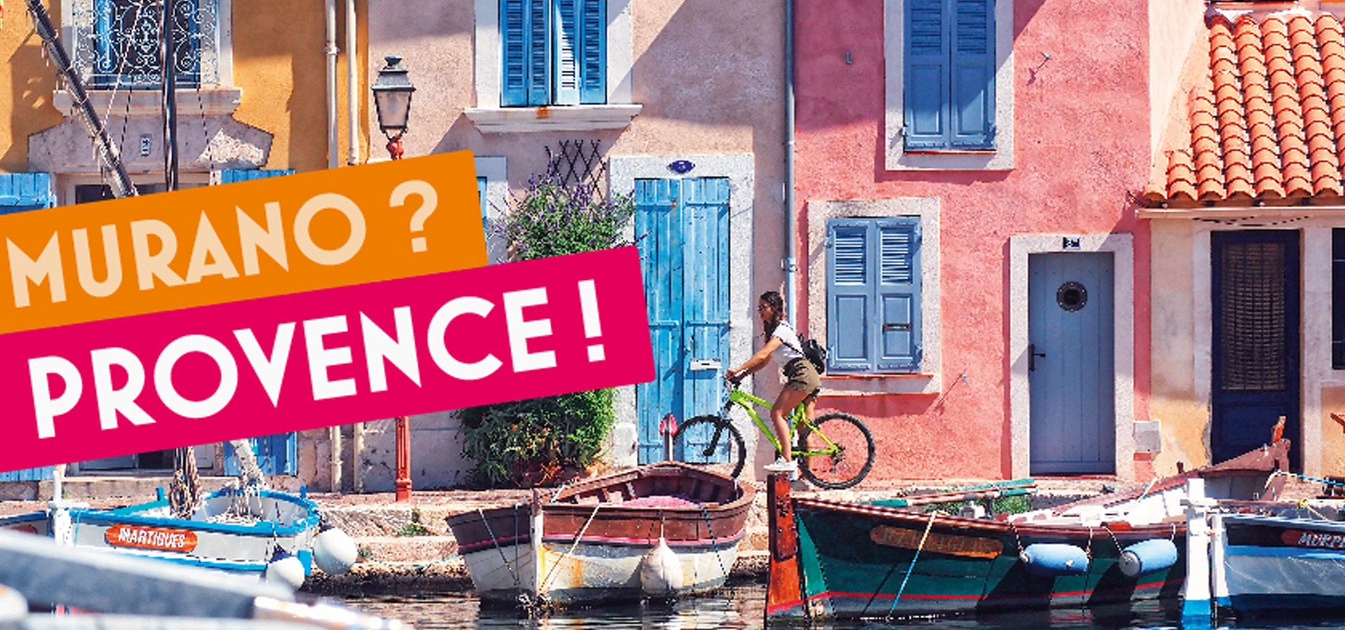 Pass séjours Provence