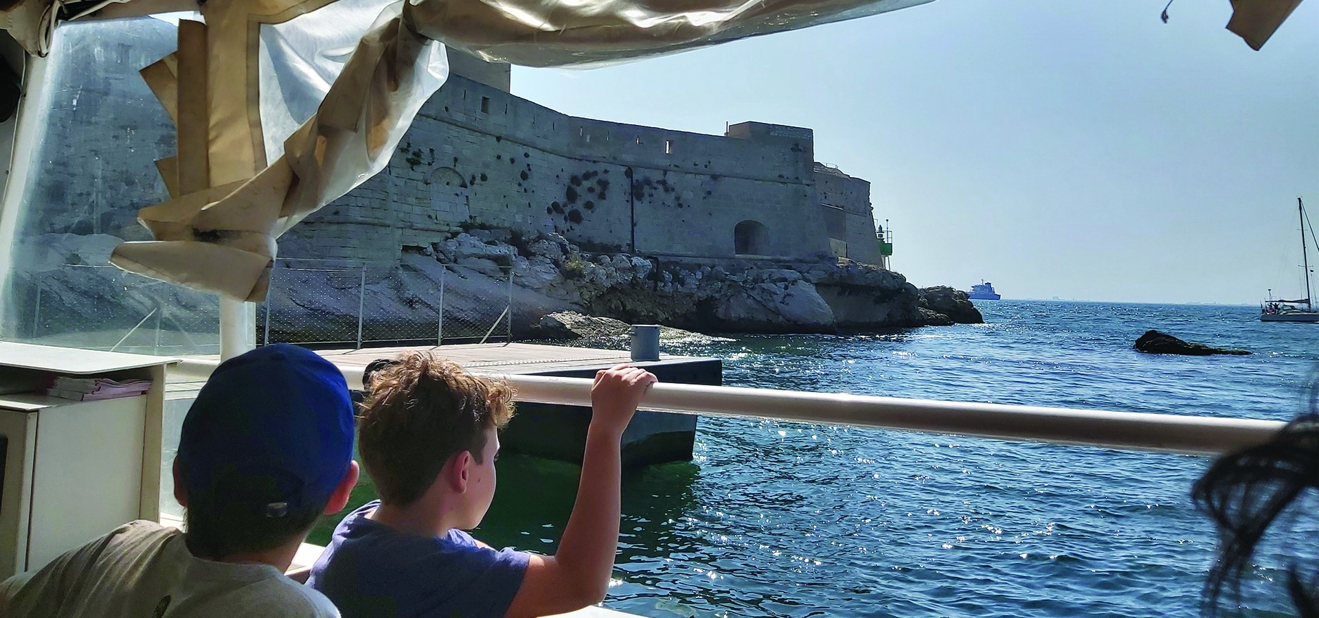 Visite guidée du Fort-de-Bouc