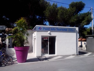 Tourist Information Office of La Couronne
