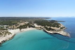 Les plages de Sainte-Croix