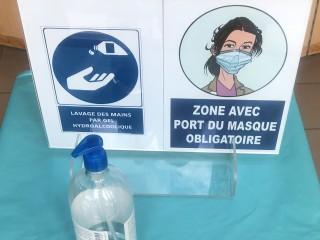 Actualité - Respect des mesures sanitaires | Office de Tourisme de Martigues