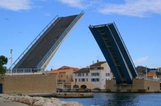 Pont Levant Martigues