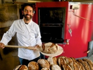Thierry Seren, paysan-boulanger