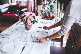 Un repas pour Noël