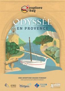Une Odyssée en Provence - Jeu de piste My Explore Bag