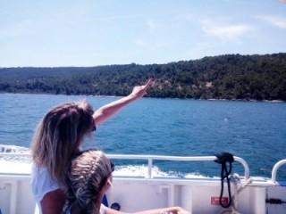 Visites en bateau de l'Etang de Berre
