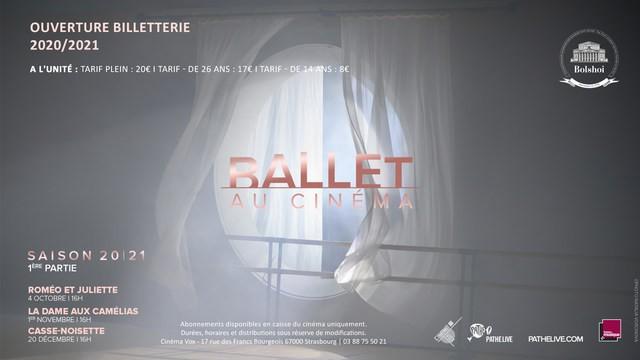 Ballet Bolshoi au cinéma