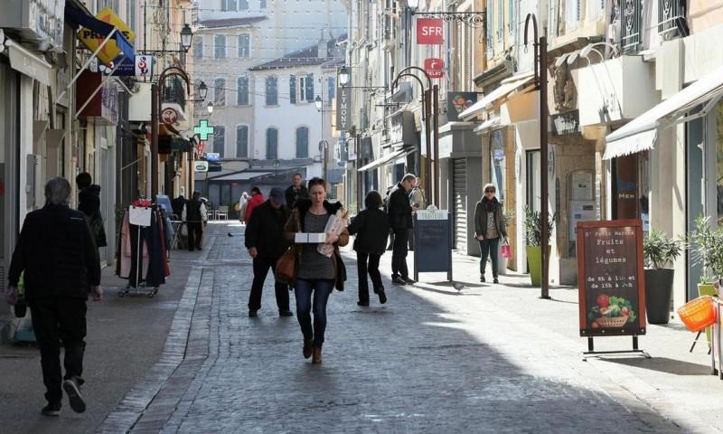 Centre-ville de Martigues