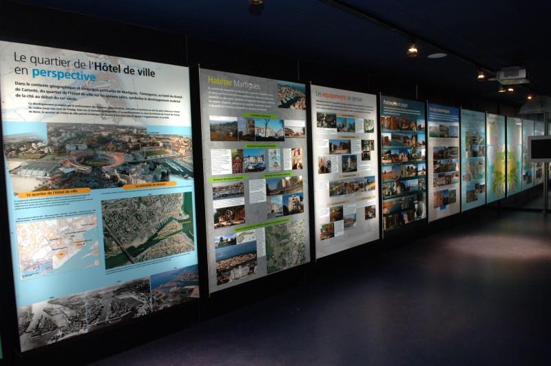 Galerie de l'Histoire à Martigues