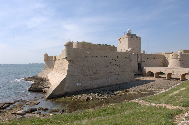 The Fort de Bouc
