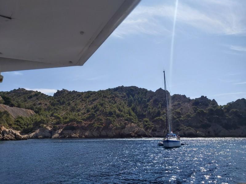 Les balades en bateau au départ de Martigues