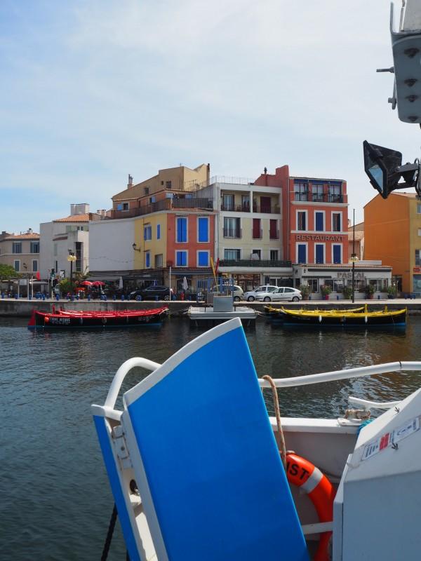 Les visites proposées par l'Office de Tourisme de Martigues