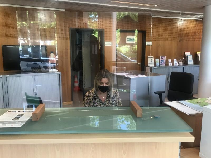 Mesures sanitaires de l'Office de Tourisme de Martigues