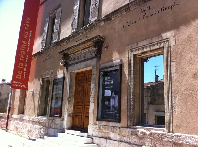 Musée Ziem Martigues