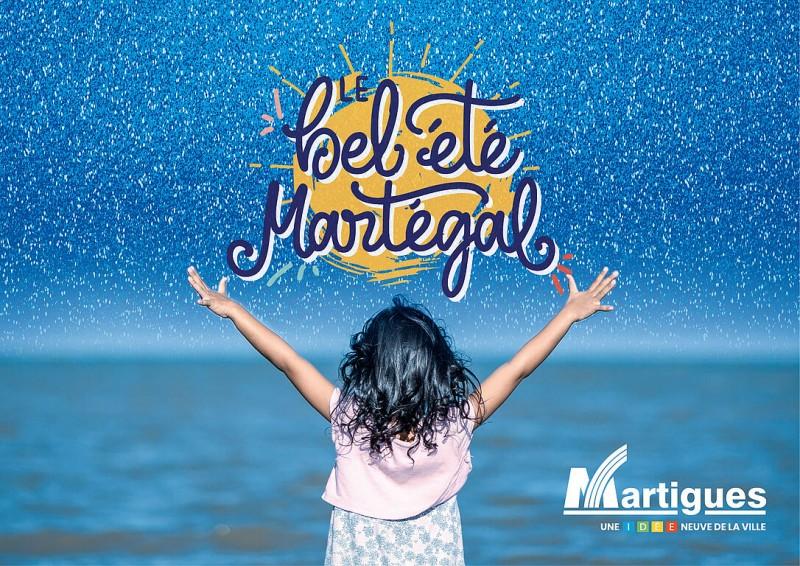 Programme du Bel été Martégal - Fadas du Monde