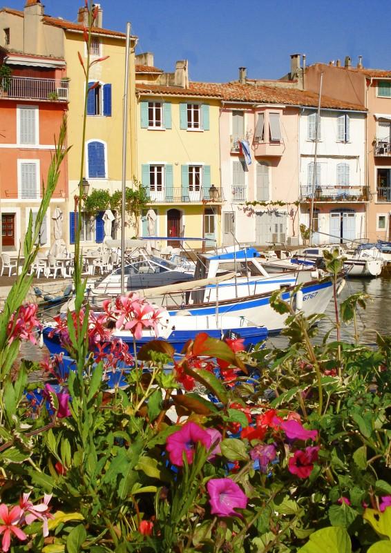 Quartier de l'Ile à Martigues