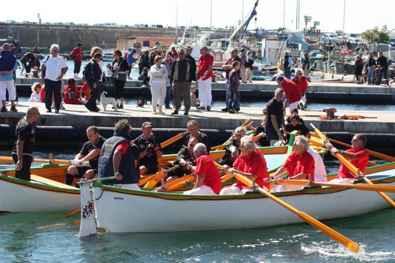 Venetian rowers