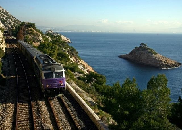 SNCF - Ouverture ligne Côte Bleue