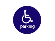 Adapted parking
