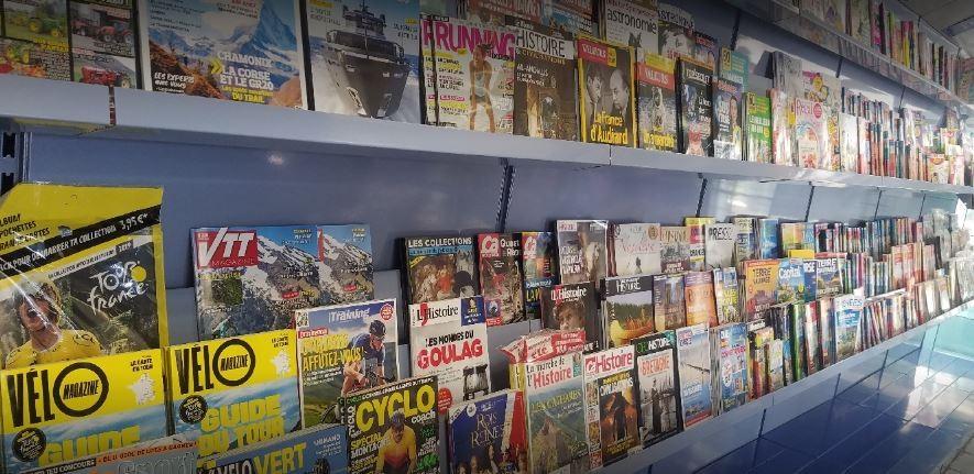 Le Paradis Saint-Roch - Magazines