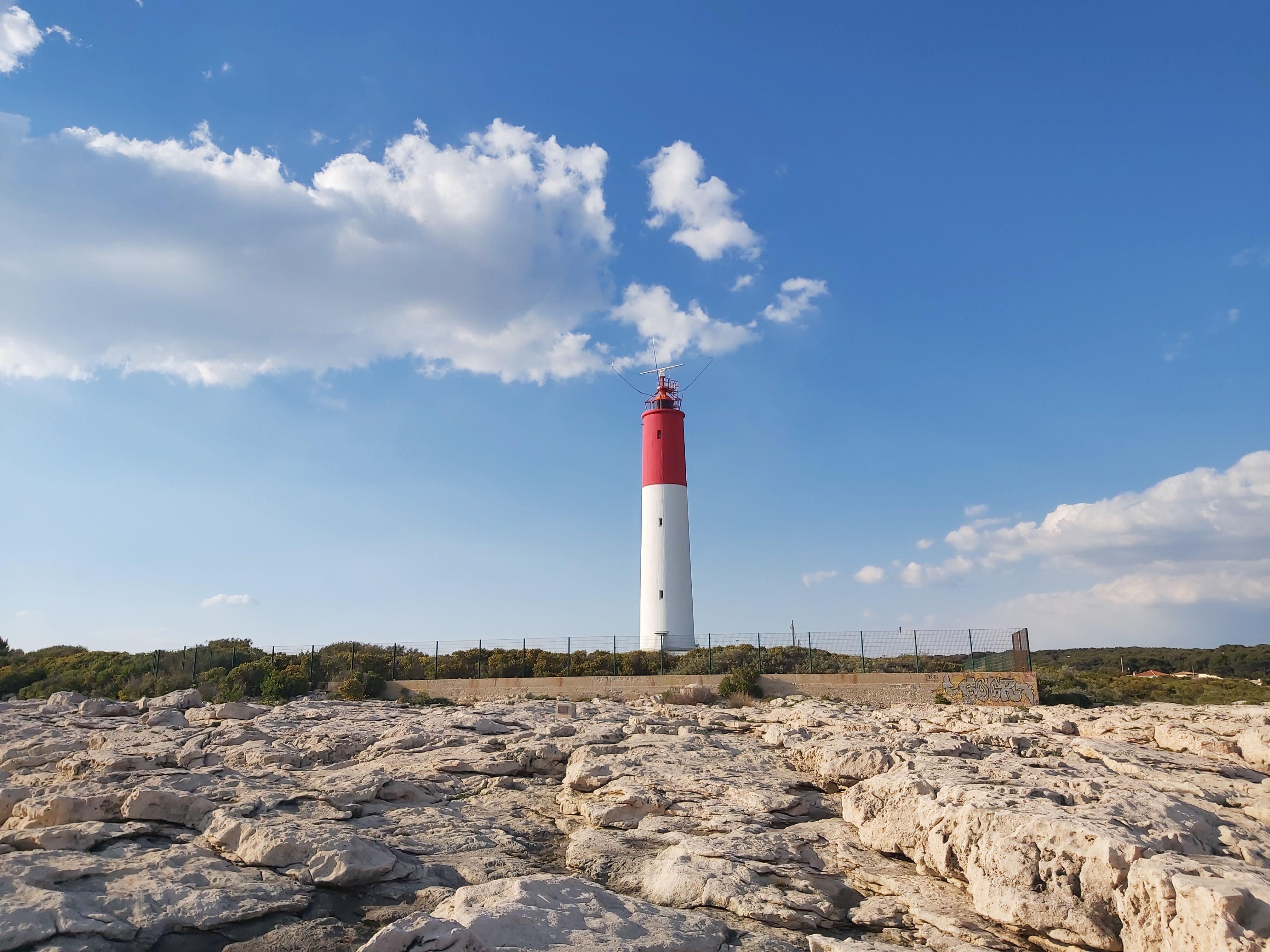 Le phare de La Couronne - © Otmartigues - VictoriaG