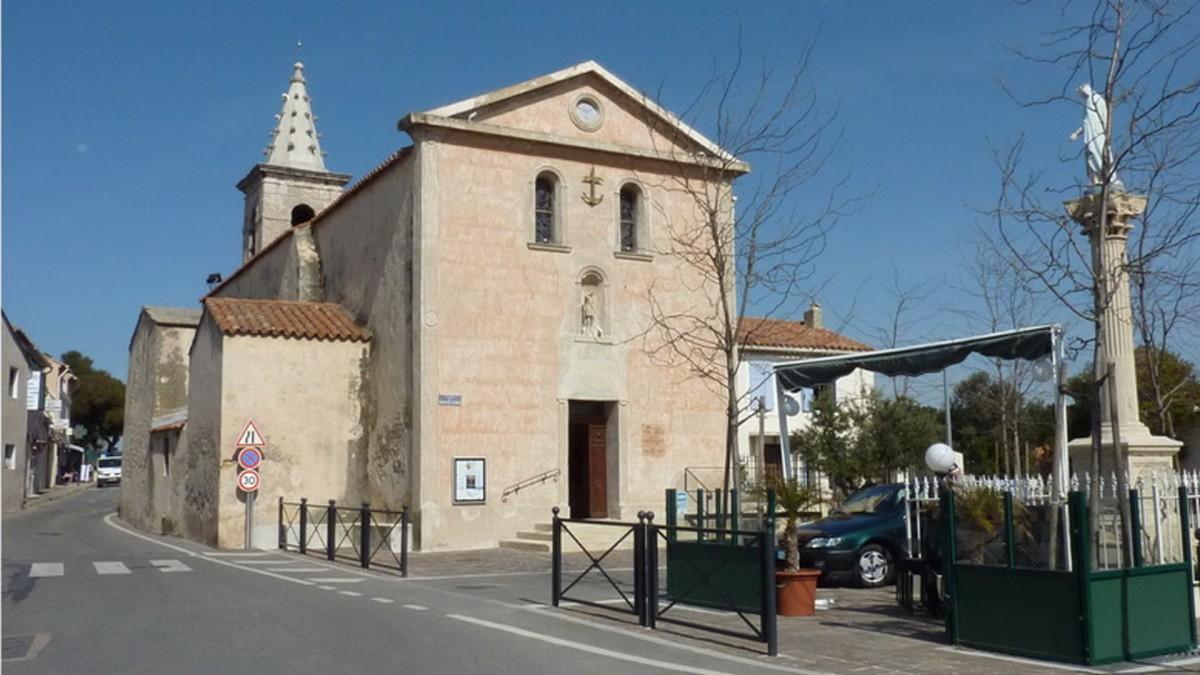 Église de La Couronne