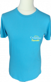 Unisex Camping Paradis T-shirt from the front
