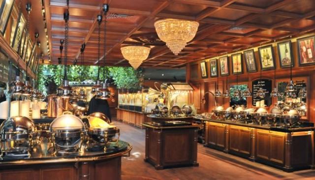 Narbonne, restaurant Les Grands Buffets