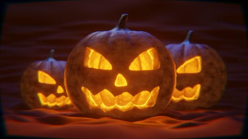 Balade en bateau halloween à martigues