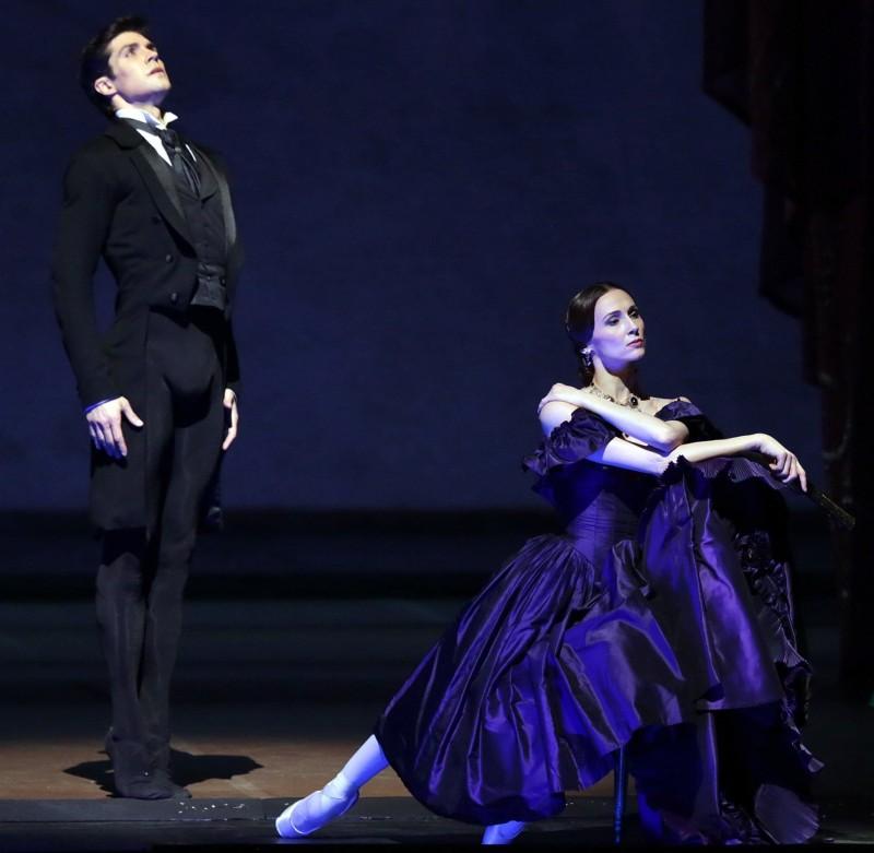 Ballet en direct au cinéma - La dame aux camélias