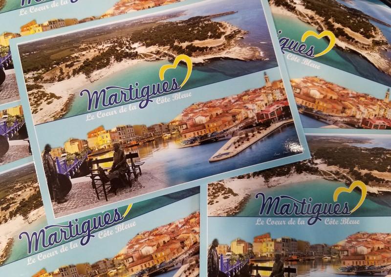 Carte postale montage DMP OTC - Présentation
