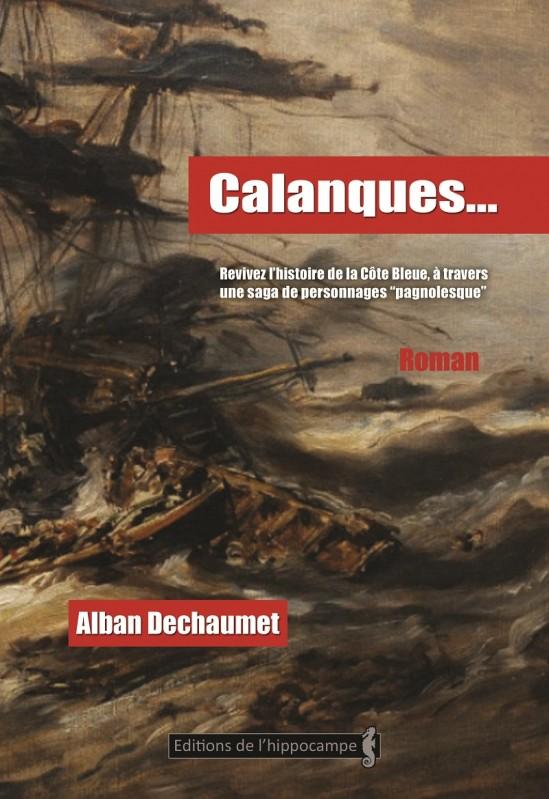 Buchumschlag - Calanques