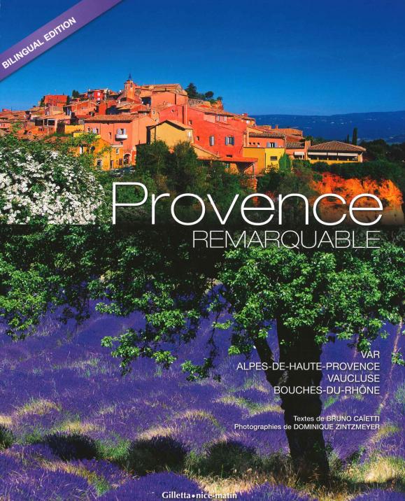 Livre Provence remarquable