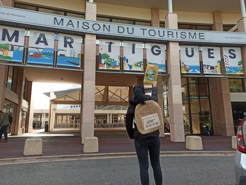 My explore bag - Odyssée en Provence depuis Martigues