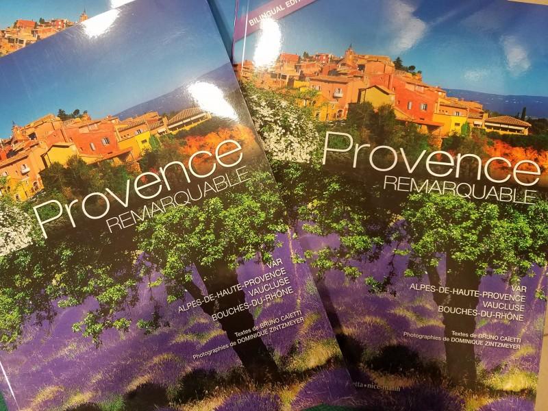 Présentation du Livre Provence remarquable