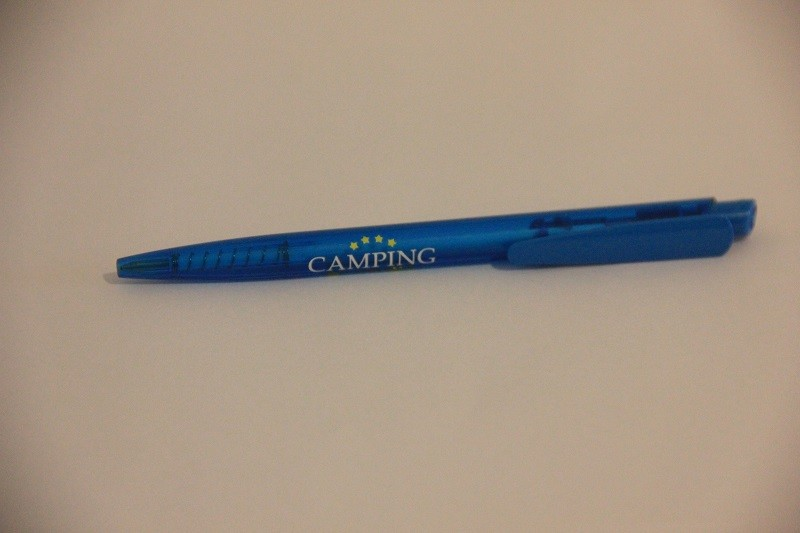 Bolígrafo Paradise Camping