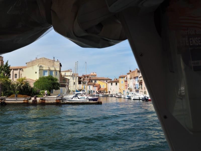 Canaux de Martigues